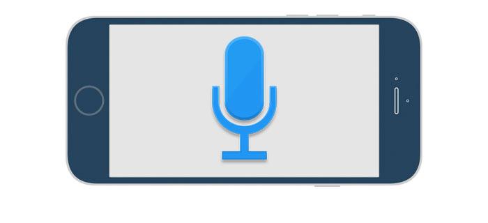 grabadora de voz simple