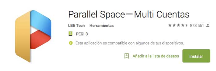 parallelspace