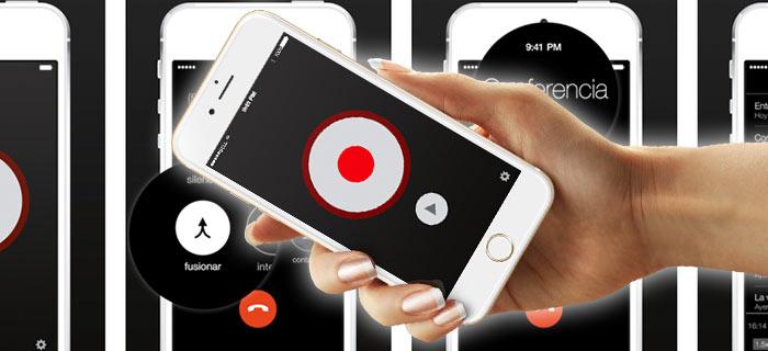 Grabador de llamadas iphone 5 gratis